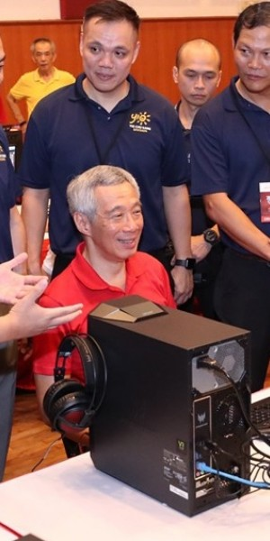 PM Lee now knows how to play Dota 2 (and why the Singapore government is getting into esports)
