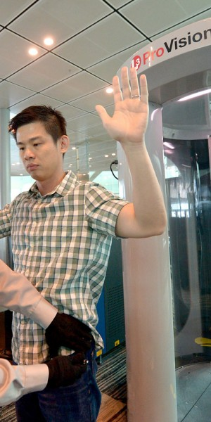 14 body scanners in operation at Changi Airport's terminals