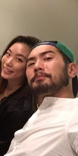 Late model-actor Godfrey Gao's girlfriend Bella Su posts photos of them together