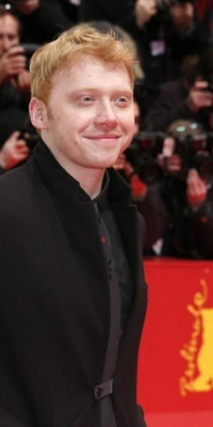 Rupert Grint becomes a father for the first time