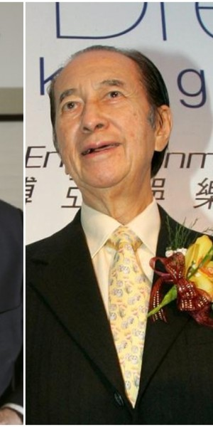 Here's how Stanley Ho's wealth compares to Asia's richest