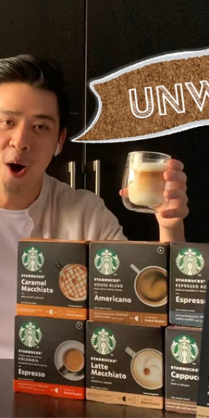 Freshly brewed Starbucks Caramel Macchiato at $1.50 a cup?
