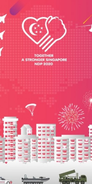 NDP 2020: Focus on celebrating at home, many segments moved to the heartland and smaller-scale evening show