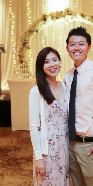 Singapore couples say 'I do' despite higher wedding costs, Covid-19 curbs