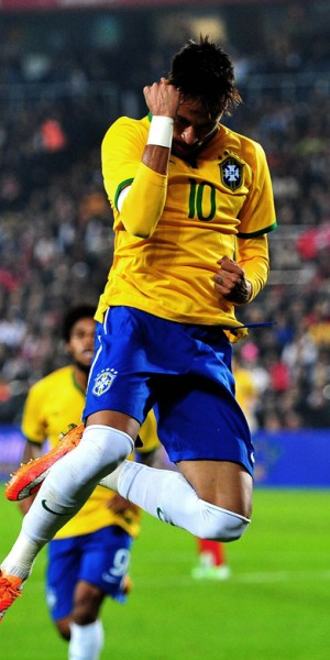 International friendly: Slowly but surely, Selecao