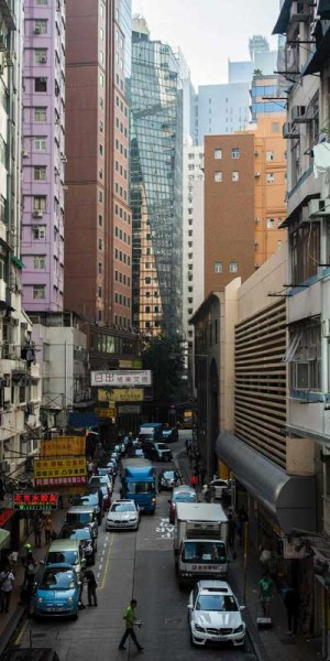 HK govt: 1 million flats needed by 2046