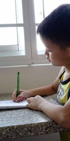 Chinese boys who lack masculinity get help with new textbook