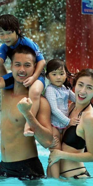 Kate Pang and Andie Chen open to the idea of having 4 kids