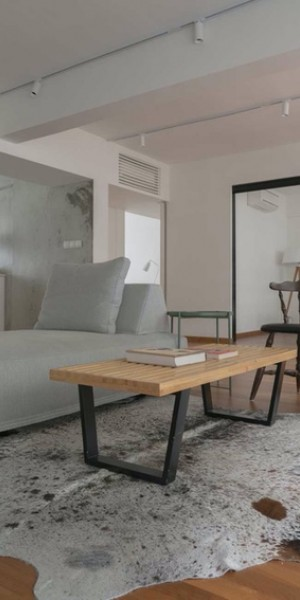 House tour: Open-concept HDB flat in Ang Mo Kio with a verdant view