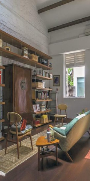 House tour: Carefully restored Onan Road shophouse hailed for heritage contribution