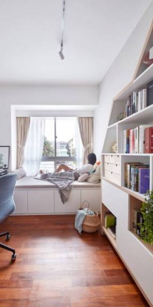 7 ways to design a practical guest room in a small home