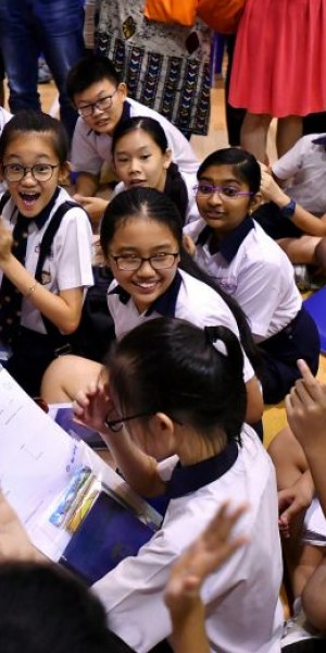 Top secondary schools in Singapore 2019 based on PSLE COP 2018