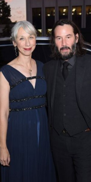 Helen Mirren, 74, flattered to be confused with Keanu Reeves' 46-year-old girlfriend