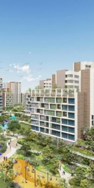 HDB launches  8,200 flats for sale, including 4,600 BTO flats in Tengah, Ang Mo Kio and Tampines
