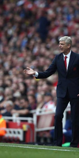 Football: Wenger says he regrets staying at Arsenal for 22 years
