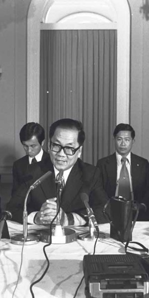 Former PM Tanin named head of Thailand's privy council