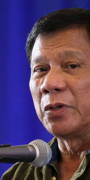 Duterte gives soldiers, cops huge pay hike