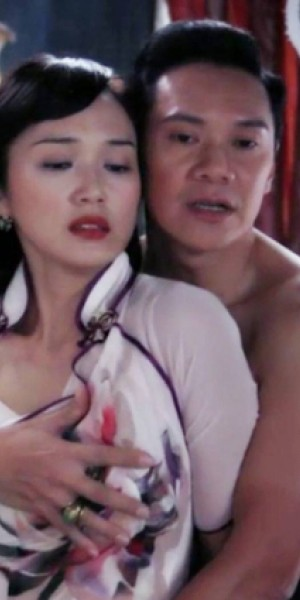 Qi Yuwu is chill about Joanne Peh's sex scenes but Brandon Wong isn't?