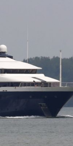 Superyacht linked to 1MDB and Jho Low up for sale again