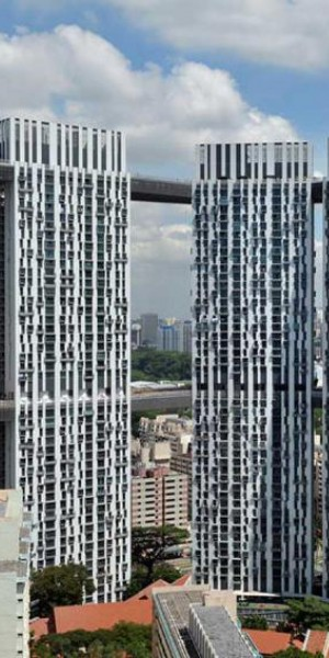 Woman, 20, dies after falling from Pinnacle@Duxton's 50th-storey sky bridge