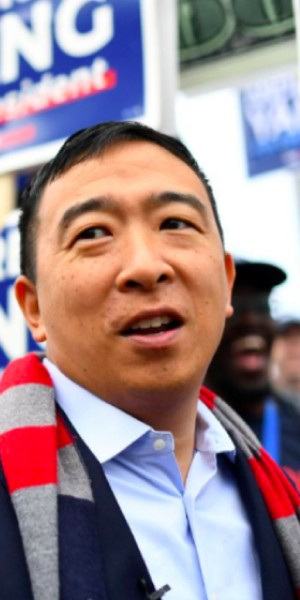 Entrepreneur Andrew Yang's quixotic US presidential campaign gets serious