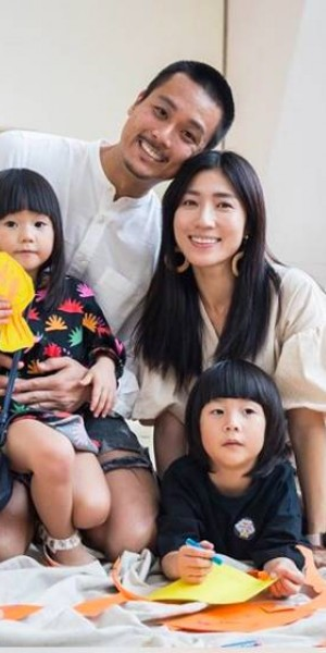 Andie Chen: Lack of sleep is preventing me from having baby no. 3