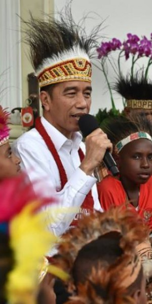 Indonesia's Jokowi kicks off fresh term after wave of crises
