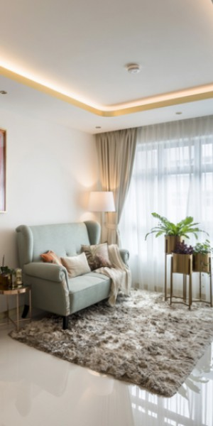 House tour: A white and gold 3-room HDB apartment in Macpherson