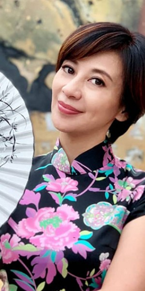 Former actress He Yong Fang regrets starving herself to look pretty