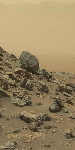A sightseer's guide to Mars