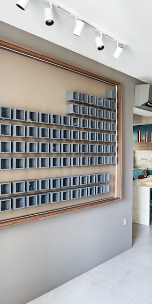 House tour: The Punggol home with a periodic table display