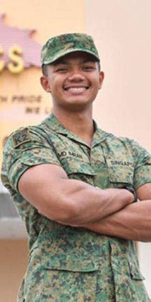 NSF recruit who became legend wasn't that fit