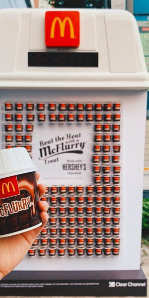 2,700 free Hershey's McFlurries up for grabs & other deals this week