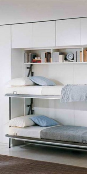 7 snug space-saving ways to incorporate a double-decker bed