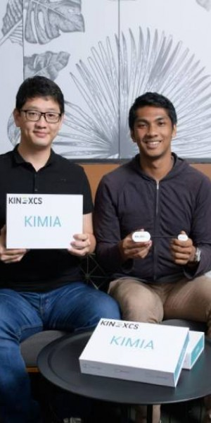 Singaporeans win James Dyson Award for high-tech wearable that aids in rehabilitation