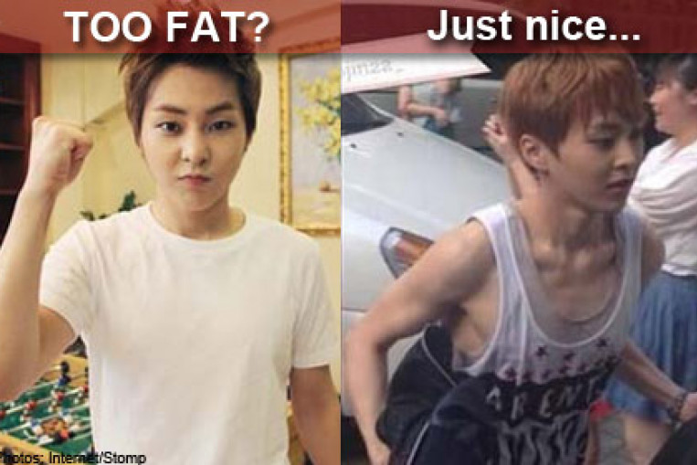 You Won T Believe What Is Considered Overweight For K Pop Idols Health News Asiaone