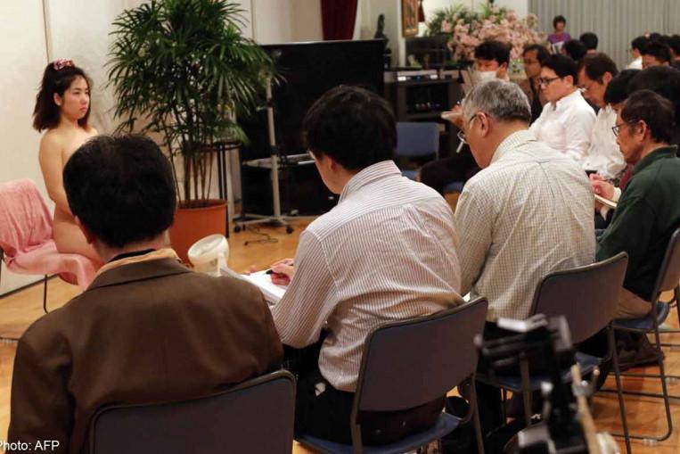 Real 40-year-old virgins in Japan - Taipei Times
