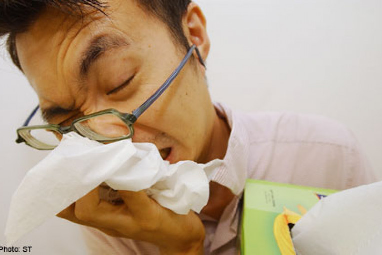 Hives May Be Linked To Sinusitis And Thyroid Disease Health
