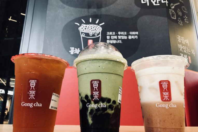 Gong Cha reopens in Singapore - here's what else is new, Food, Singapore  News - AsiaOne
