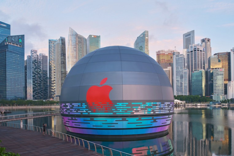 Where is singapor
