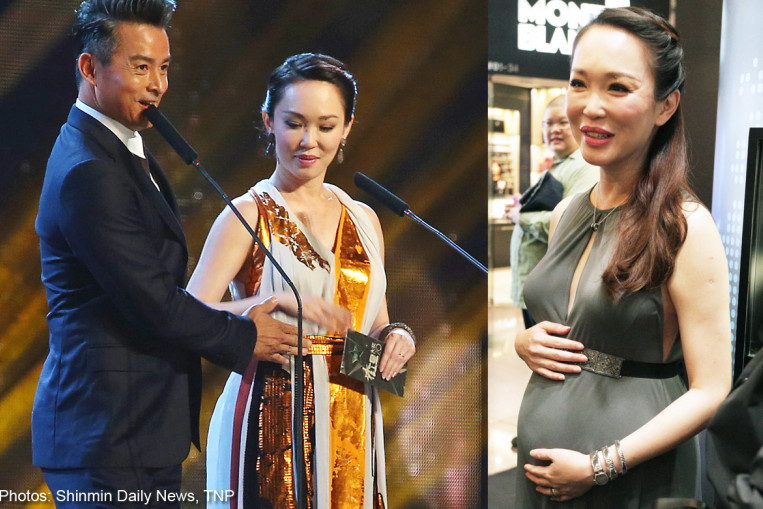 Pregnant Fann Wong willing to pose nude for photos, Women