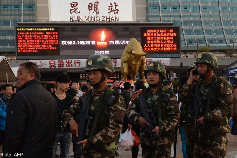 Last 3 Suspects Caught In Kunming Manhunt Asia News AsiaOne
