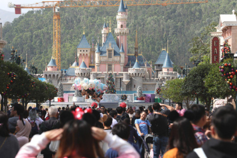 Hong Kong Disneyland increases ticket prices by 9pc