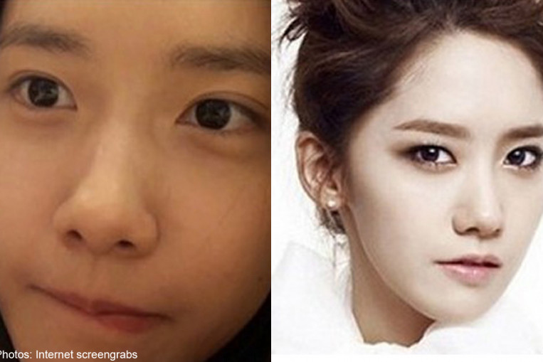 Your Favourite Kpop Idols With And Without Makeup Entertainment News Asiaone
