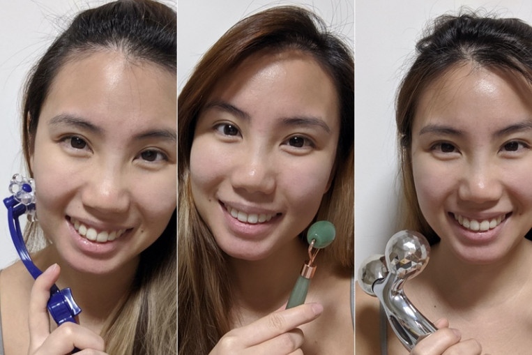 face roller does it work