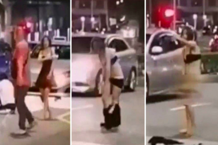 Woman, 24, Busted After Removing Clothes, Dancing Naked At