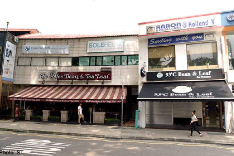 Cafe Patrons Do A Double Take Food Singapore News Asiaone