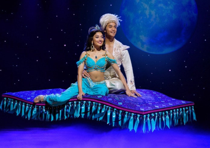 Disney's Aladdin musical to bring whole new world to