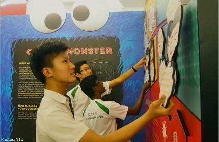 North Zone schools first to experience interactive cyber wellness programme