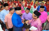 Najib: If Umno is to sail smoothly, no member must have ill intent